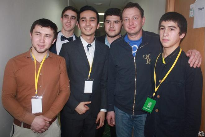 Марат Башаров в Казани интервью