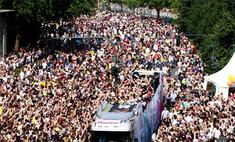 Love Parade превратился в парад смерти