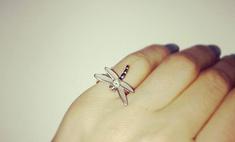 Таня Терешина показала кольцо от Tiffany