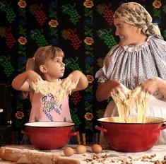 Конкурс: «Бабушкины рецепты»