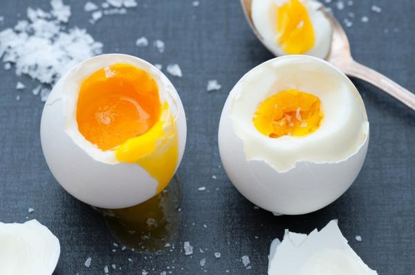 Сварить яйцо вкрутую