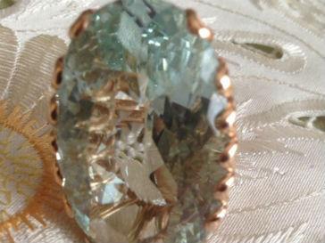 Мама Анастасии Волочковой подарила ей драгоценное кольцо