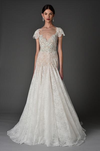 Лучшие коллекции Недели свадебной моды   галерея [1] фото [9]