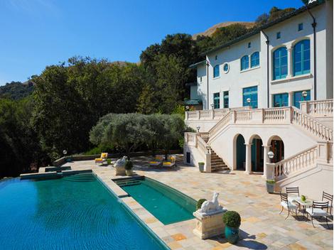Итоги года 2014: 10 домов знаменитостей, выставленных на продажу | галерея [7] фото [2]