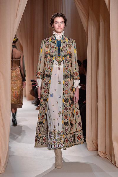 Показ Valentino Haute Couture | галерея [1] фото [37]