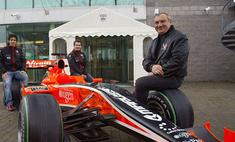 Российская компания Marussia Motors примет участие в «Формуле-1»