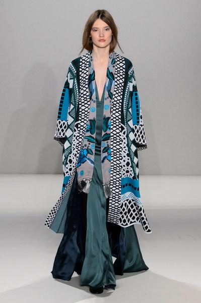 Неделя моды в Лондоне: 22 февраля   галерея [2] фото [10]