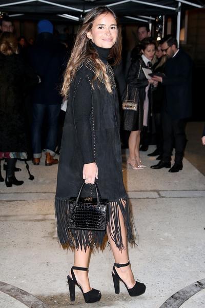 Однажды в Риме: показ Valentino на Неделе Высокой Моды в Париже | галерея [1] фото [4]
