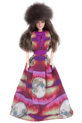 Кукла Barbie от Алены Ахмадуллиной