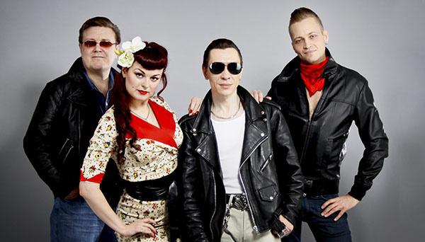 Группа Gazoliners