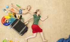 Отпуск с ребенком: как не сойти с ума
