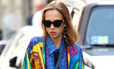 28-летняя дочь Версаче выглядит как ребенок
