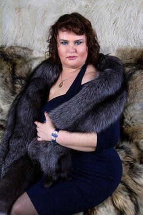 Венера Валевская, финалистка конкурса «Мисс Пышка-2016»
