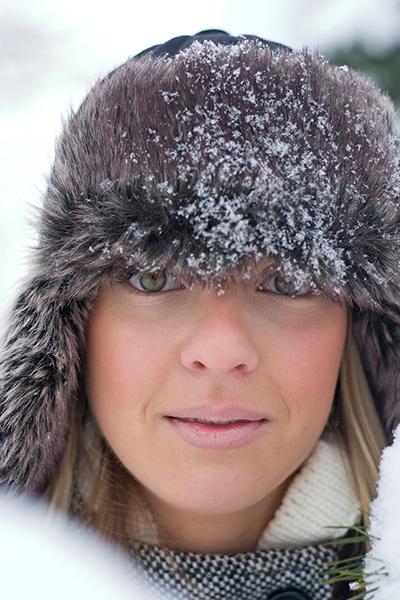 Как в мороз ухаживать за кожей лица