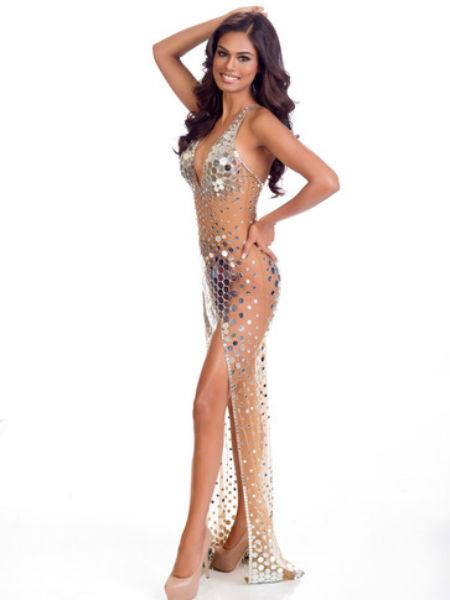 Мисс Индия Нойонита Лод фото