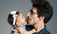 Милота дня: H&M посвятил кампанию папам и малышам