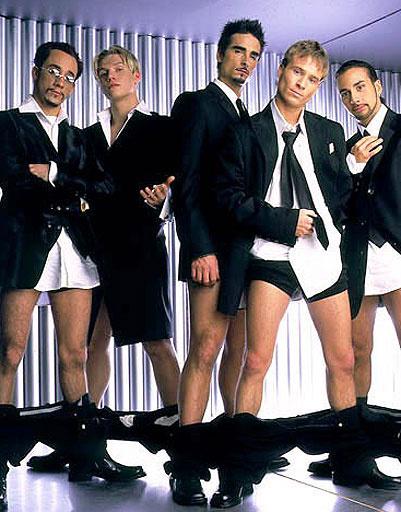 Бэкстрит Бойз (Backstreet Boys)