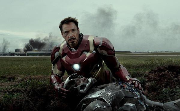 Фильм «Первый мститель: противостояние», фото