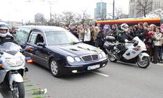 В Варшаве состоялась траурная церемония