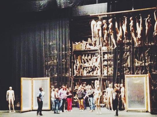 Театр оперы и балета: премьеры сезона