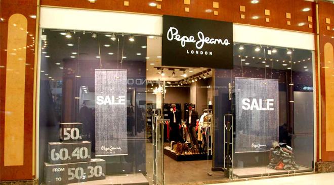 Новый магазин в торговом центре «РИО» на Дмитровском шоссе