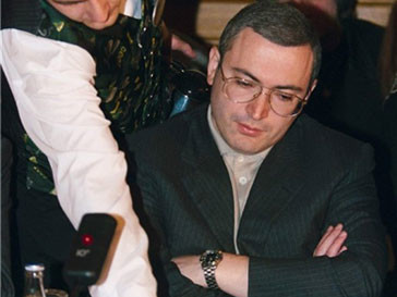 Михаил Ходорковский считает, что Виктора Данилкина жестоко сломали