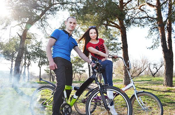 Туристов зовут на велосипедные прогулки по Волго-Ахтубинской пойме