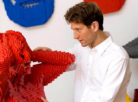 Выставка «Искусство Lego»