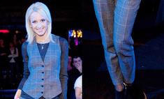 Модная ошибка: Бузова не знает, как носить костюм