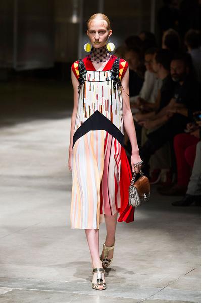 50 лучших платьев Недели моды в Милане | галерея [1] фото [5]