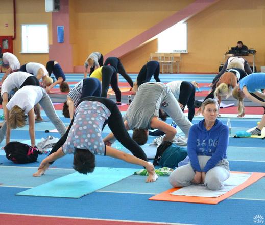 йога-марафон