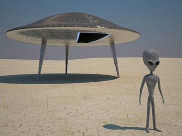В Великобритании опубликовали секретные документы, связанные с инопланетянами