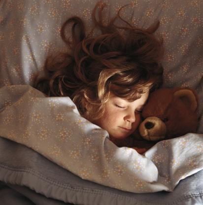 ребёнок плохо засыпает