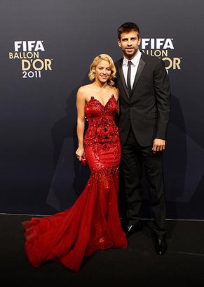 Жерар Пике самые красивые футболисты мира