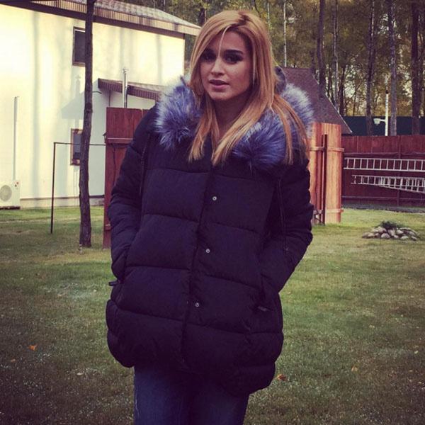 Ксения Бородина родит в январе