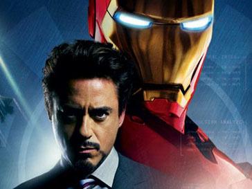 Постер к фильму «Железный человек-2»