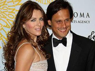 Элизабет Херли (Elizabeth Hurley) и Арун Наяр (Arun Nayar) поженились в 2007 году