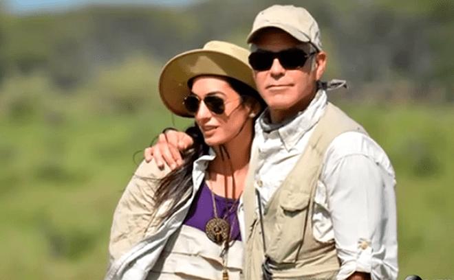 Джордж Клуни, невеста, дата свадьбы
