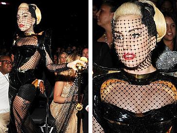 Леди ГаГа (Lady GaGa) на Грэмми