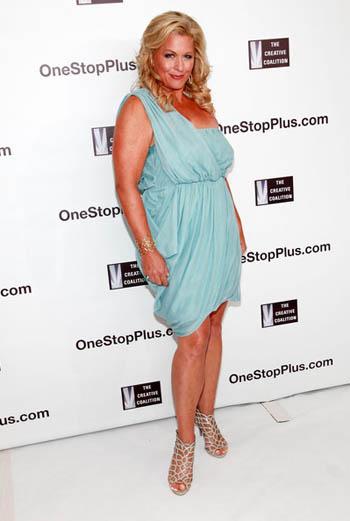мелисса Аронсон (Melissa Aronson) более известная как Эмми (Emme).
