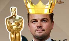 Ну наконец-то: с шестой попытки Ди Каприо получил «Оскар»!