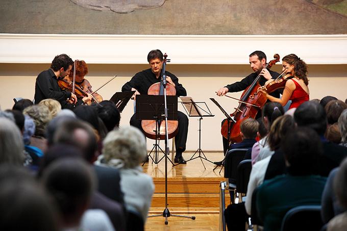 VIVACELLO: VIII международный виолончельный фестиваль