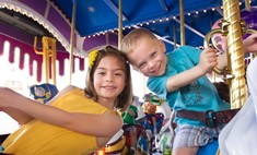 Лучшие места в Москве для отдыха с детьми
