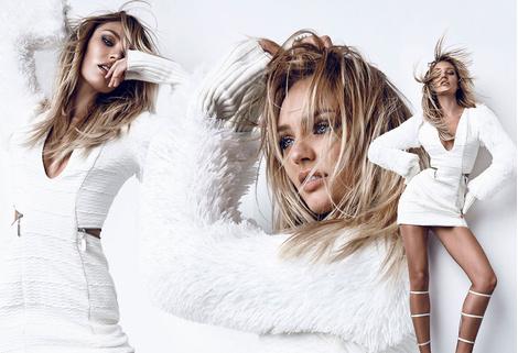 Кэндис Свейнпол снялась в новой рекламной кампании Osmoze   галерея [1] фото [14]