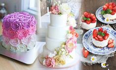 Рай для сладкоежек: самые вкусные торты и пирожные