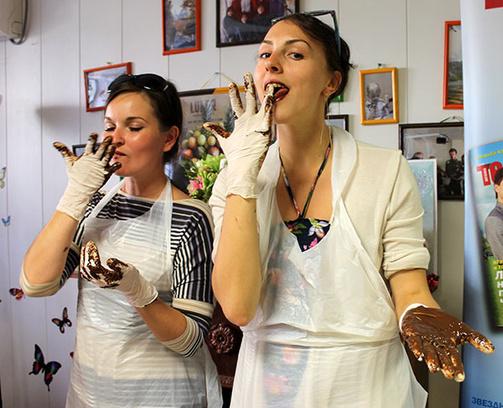 день шоколада в самаре