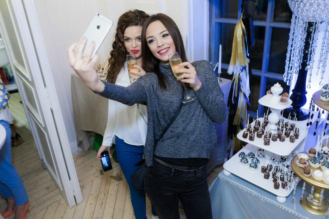 Модные блоггеры, фото