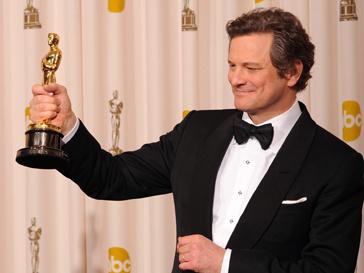 Колин Ферт (Colin Firth), ставший на этой неделе лауреатом премии «Оскар»