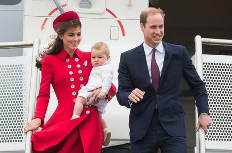 История любви Кейт Миддлтон и принца Уильяма в фотографиях   галерея [4] фото [6]
