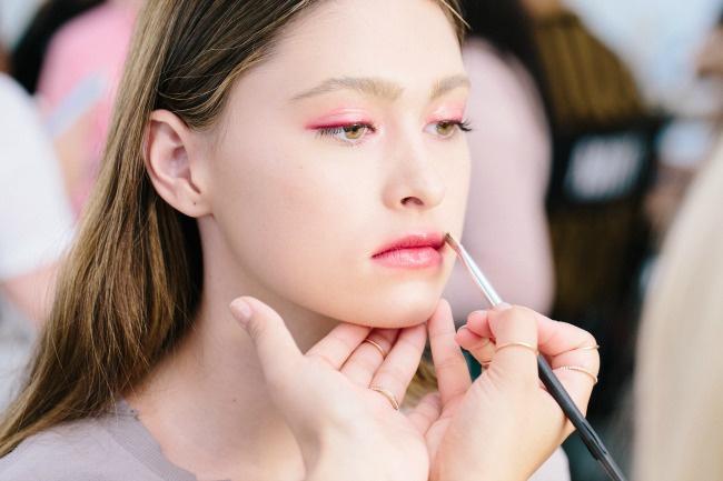 Уроки модного макияжа с Недели моды в Нью-Йорке
